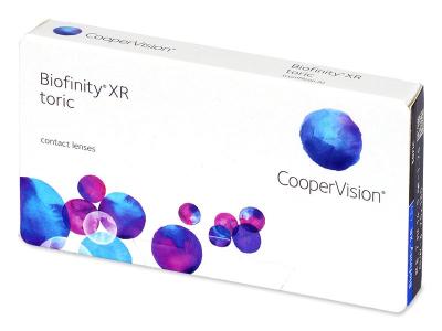 Biofinity XR Toric (3 φακοί)
