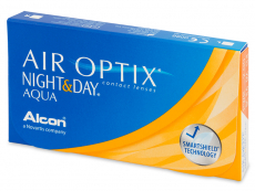 Air Optix Night and Day Aqua (6 φακοί)