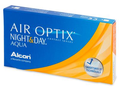 Air Optix Night and Day Aqua (6 φακοί)